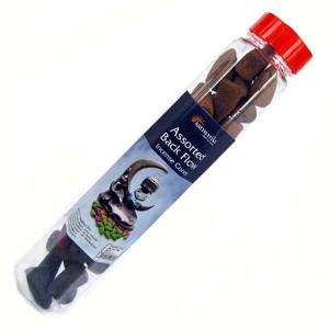 благовоние конусы стелющийся дым Микс Aromatika, масала 40 штук