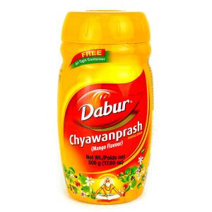 Чаванпраш Манго Дабур (Chyawanprash Mango Dabur ), 500 грамм