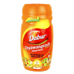 Чаванпраш Дабур аромат Апельсин (Chyawanprash Orange Dabur ), 500 грамм
