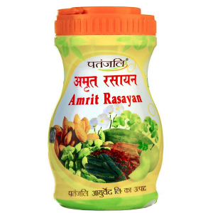 Чаванпраш Амрит Расаян Патанджали (Chyawanprash Amrit Rasayan Patanjali), 500 грамм