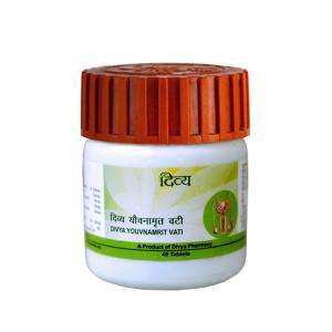 Ювнамрит Вати Дивья (Younamrit Vati, Divya ), 40 таблеток
