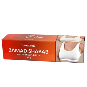 средство для упругости кожи груди Замад Шабаб (Zamad Shabab Hamdard) 50 грамм