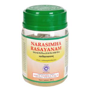 Нарасимха Расаяна Арья Вадья Сала (Narasimha Rasayanam Arya Vaidya Sala), 200 грамм