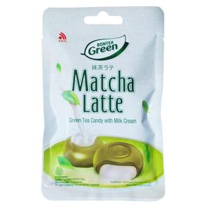 конфеты с зелёным чаем и молоком (Green Matcha Latte Bontea), 21 грамм