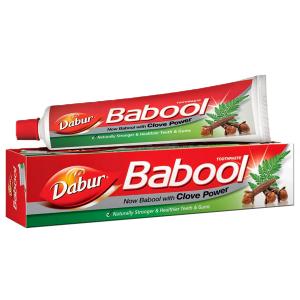 зубная паста Бабул Дабур (Babool Dabur) с аравийской акацией, 180 грамм