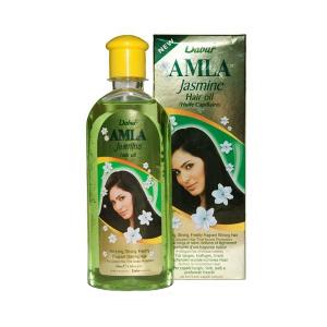 масло для волос Dabur Amla жасмин, 200 мл.