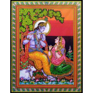 полотно Кришна-Мадана