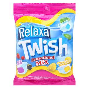 конфеты фруктовые жевательные (Twish Relaxa_, 126 грамм