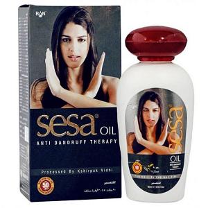 Масло для волос от перхоти Сеса (Sesa Oil Anti Dandruff Therapy), 90 мл