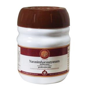 Нарасимха Расаяна Арья Вайдья Фармаси (Narasimha Rasayanam Arya Vaidya Pharmacy), 200 грамм