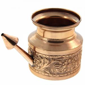 Нети Пот (чайник для промывания носа), медь