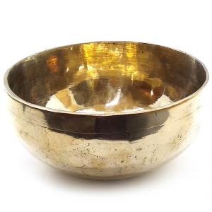 Поющая чаша ручная ковка 9 металлов, 18-19 см